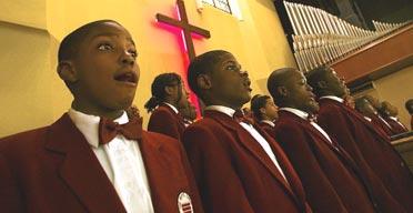 The Boys Choir of Harlem