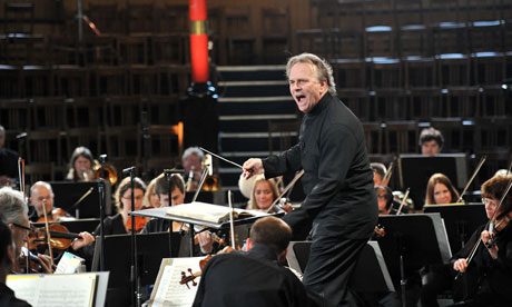 Mark Elder conducts for The Symphony
