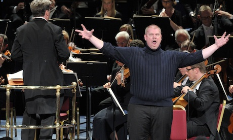 Stuart Skelton as Peter Grimes Proms 2012
