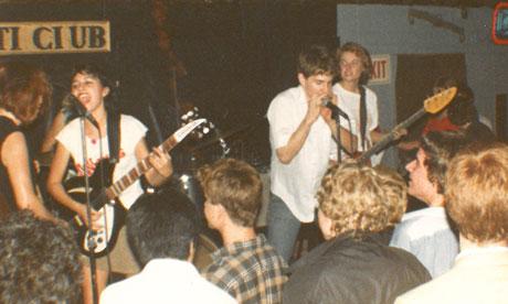 The Bangles and Steve Wynn