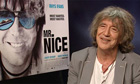 Former drug smuggler and journalist Howard Marks discusses Bernard Rose's biopic, Mr Nice