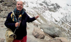 A climate journey - The Andes: Retreat of the Cayambe mountain glaciers