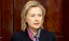 Clinton attacks release of US embassy cables