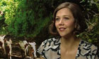 Maggie Gyllenhaal: 'I don't know how I could have played this if I weren't a mother'