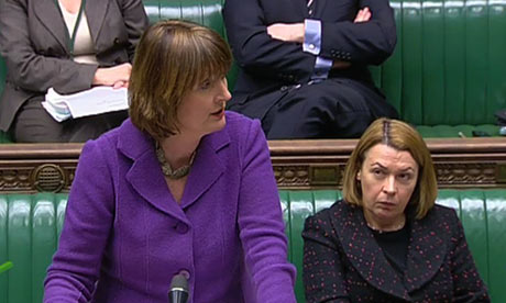 Harriet Harman accuses Ashcroft of sleaze