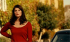 Gemma Arterton as Tamara Drewe in a still from the trailer for the forthcoming film
