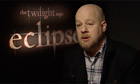 Twilight Eclipse director David Slade: 'It's an unapologetic love story'