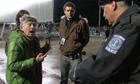Roman Polanski on the set of The Ghost