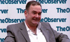 Jon Cruddas at the Labour conference: 'It wouldn't have happened in my family'