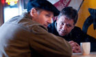 Liam Neeson and Russell Crowe in Paul Haggis's The Next Three Days