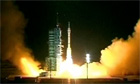 China launches Unmanned Shenzhou 8 space craft - video