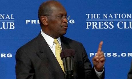 Herman Cain: b