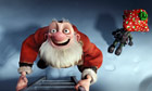 Grandsanta (voiced by Bill Nighy) in Arthur Christmas