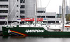 Greenpeace's Rainbow Warrior III