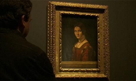 Leonardo da Vinci at the National