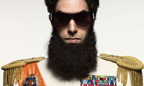 Still from The Dictator