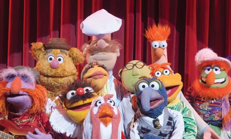 Still from The Muppets