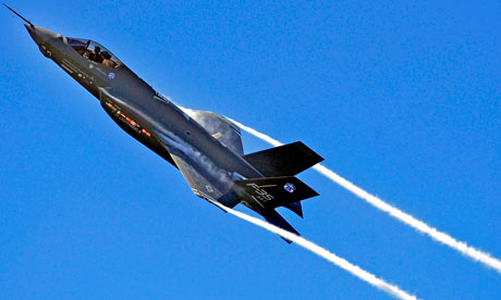 F-35 Lightning II fighter