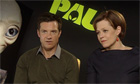 Sigourney Weaver and Jason Bateman on Paul: 'It's a love letter to all the geeks'