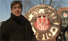 St Pauli: a socialist football club in Hamburg's red light district - video