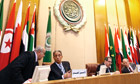 Arab League rejects foreign intervention in Libya - video