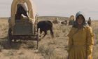 A still from Kelly Reichardt's Meek's Cutoff