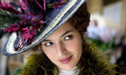 Louise Bourgoin in Luc Besson's The Extraordinary Adventures of Adèle Blanc-Sec