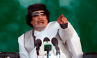 ICC prosecutor asks for Gaddafi arrest warrant