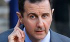 Syria's President Bashar al-Assad