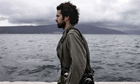 Romain Duris in The Big Picture