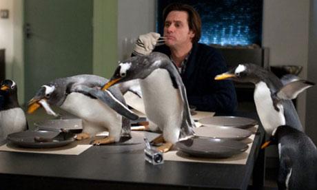 Still from Mr. Popper's Penguins
