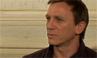 Actor Daniel Craig in conversation with Xan Brooks
