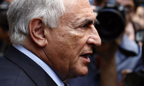 A judge has dropped all criminal sexual assault charges against Dominique Strauss-Kahn