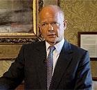 Foreign secretary William Hague calls on Gaddafi to accept defeat