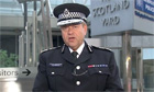 Met police chief Tim Godwin