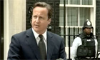 David Cameron: &#39;This is criminality pure and simple and it has to be confronted and defeated -video