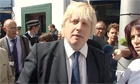 Boris Johnson pledges punishment for rioters