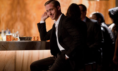 Ryan Gosling as Jacob in a film still from Crazy Stupid Love