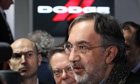 Chrysler and Fiat boss Sergio Marchionne