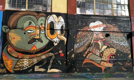 5Pointz, Yok and Creepy