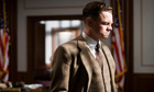 Leonardo DiCaprio as J Edgar Hoover in Clint Eastwood's J Edgar