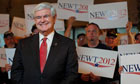 Newt Gingrich in South Carolina