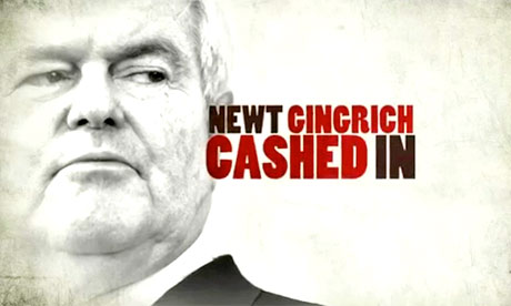 Gingrich Florida advert