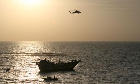 Iran, Somalia pirates, US navy