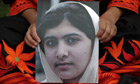Photo of Malala Yousufzai