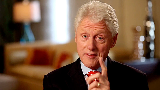 SHOCKER! CLINTON CAUGHT IN PEDOPHILE RING?