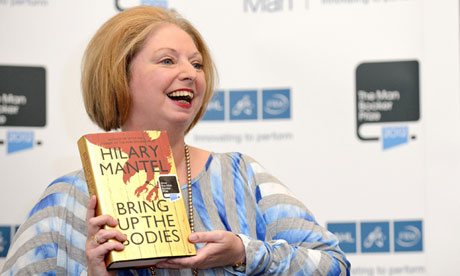 Booker prize 2012 sales for all the winners and the 2012 shortlist