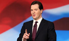George Osborne speaks at Conservative conference