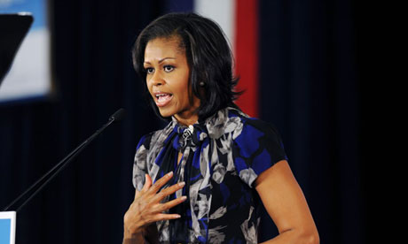 Michelle Obama at Broward College