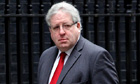 Patrick McLoughlin in March